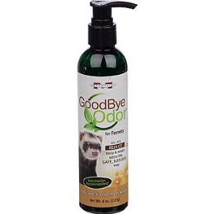 GoodBye Odor for Ferret Odor